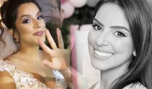 Brasil: novia embarazada muere camino a su boda