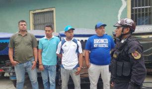 Chiclayo: condenan a 12 años de prisión a extranjeros que robaron y arrastraron a mujer