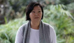 """Sachi acerca de su hermana Keiko: """"Se le han violado varios derechos fundamentales"""""""