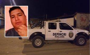 Piura: comerciante es asesinado tras tener altercado dentro de un bar en Sullana