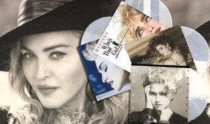Madonna: reeditan sus álbumes más icónicos en vinilos cristalinos