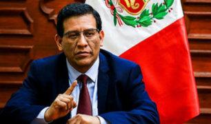 Abogado Edgar Carpio declina en su candidatura al Tribunal Constitucional