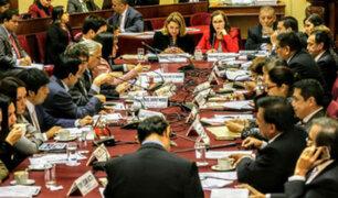 Miembros de Comisión Permanente consideran como Golpe de Estado disolución del Congreso