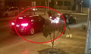 Pueblo Libre: sujetos armados roban camioneta a familia
