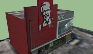 """Pueblo Libre: delincuentes roban """"fast food"""" por segunda vez"""