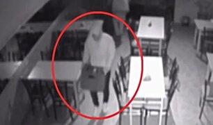 Huachipa: delincuentes fueron capturados tras robar cerveza de restaurante para ''seguir bebiendo''