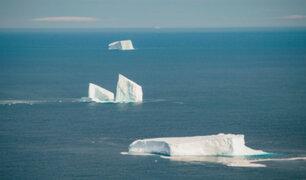 Calentamiento global: nivel del mar podría aumentar más de un metro en 2100
