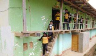 Piura: más de 100 alumnos se quedaron sin local donde estudiar tras ser desalojados por ronderos