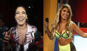 Tilsa Lozano arremete contra Yahaira Plasencia