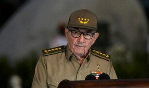 """EEUU impone sanciones a Raúl Castro por """"graves violaciones de derechos humanos"""""""
