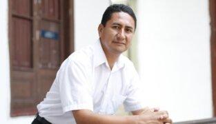 Vladimir Cerrón: Sala de Apelaciones negó pedido para afrontar su proceso en libertad