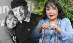 María Antonieta de las Nieves habló de cómo intenta retomar su vida tras muerte de su esposo