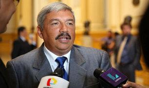 Alberto Beingolea: Desgobierno no se soluciona con adelanto de elecciones