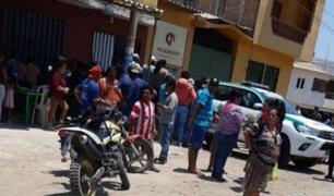 La Libertad: sicarios matan a trabajador de construcción civil y dejan heridas a 2 personas