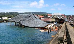 Indonesia: 20 personas fallecieron tras sismo de 6.5 grados