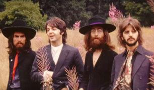 """Los Beatles estrenan nuevo videoclip por los 50 años de """"Abbey Road"""""""