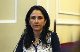 Nadine Heredia: dejan al voto apelación por impedimento de salida en su contra