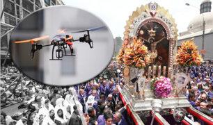 Centro de monitoreo resguardará procesión del 'Señor de los Milagros'