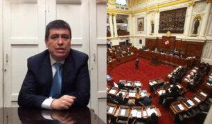 Ibo Urbiola: salidas a la crisis tras archivo de adelanto de elecciones