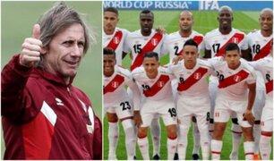 Ricardo Gareca dará hoy la lista de convocados para amistosos ante Uruguay
