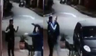Argentina: ladrón se da cuenta que víctima era su amigo y se disculpa