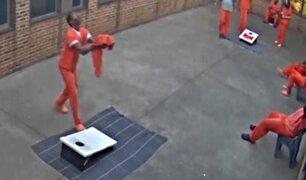 EEUU: preso recibe droga y celular gracias a un dron