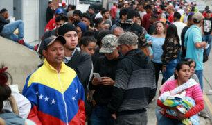 Inmigración venezolana: el 90% no tiene seguro y acuden a farmacias para automedicarse