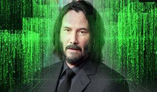 """Matrix 4: Keanu Reeves aseguró que será un proyecto """"muy ambicioso"""""""