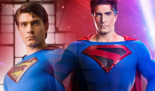 "Brandon Routh regresa como Superman en ""Crisis en Tierras Infinitas"""