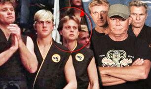 """Actor de """"Karate Kid"""" falleció a los 59 años"""