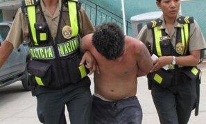 PNP desarticula banda criminal dedicada a asaltar barberías
