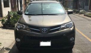 La Victoria: empresaria sufrió robo de camioneta al interior de carwash