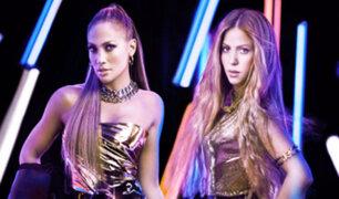 Shakira y Jennifer López cantarán en el medio tiempo del Super Bowl 2020