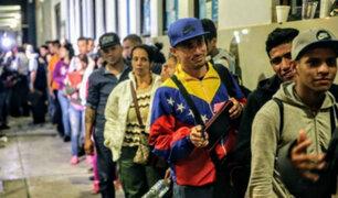 """Alcalde de Pisco: """"empadronamiento a ciudadanos venezolanos es una acción preventiva"""""""