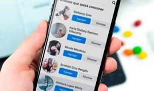"""Facebook: Estos son los riesgos por los que no debes aceptar solicitud de perfiles """"sugerentes"""""""