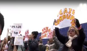 La Molina: vecinos insisten en retiro de peaje de avenida Separadora Industrial