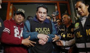 Carlos Burgos: exalcalde de SJL fue trasladado a sede de Medicina Legal