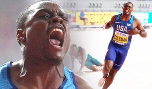 Mundial de Atletismo: los 100 metros tienen un nuevo dueño