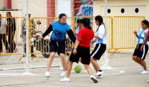 Internos de Maranguita participaron de torneo de Rugby