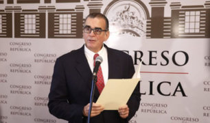 "Pedro Olaechea: ""La renovación del TC es indispensable"""