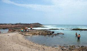 Huarmey: Joven ingeniero desaparece en el mar cuando se tomaba un selfie