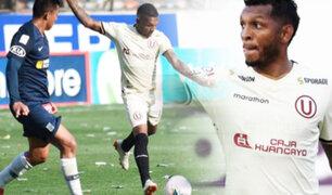 Universitario de Deportes vence por 1-0 a Alianza Lima en el clásico del fútbol peruano