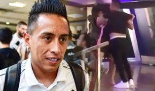 Brasil: Club Santos suspendería a Christian Cueva tras pelea en restaurante