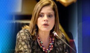 Vicente Zeballos: Aráoz sigue siendo vicepresidenta