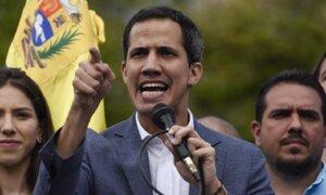 Juan Guaidó tilda de 'crímenes' las agresiones contra venezolanos en Perú