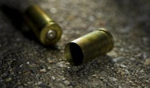 Lambayeque: balacera deja un fallecido durante evento de baile