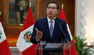 Ibo Urbiola: la izquierda radical se ha convertido en soporte de Martín Vizcarra