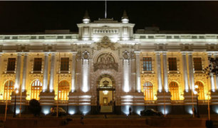 Asamblea Nacional de Gobiernos Regionales respaldó disolución del Congreso