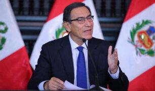 Diethell Columbus: Vizcarra utilizó tema de miembros del TC como excusa