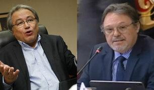 Walter Albán y Carlos Mesía analizan situación política del país